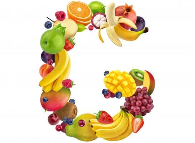G ile Meyve Sebze Bitki İsimleri